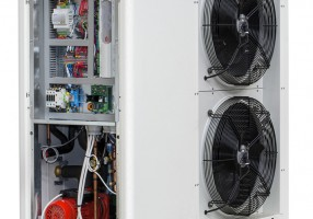 Hiwarm Compact di Galletti: la pompa di calore polivalente