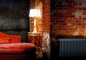 Riscaldamento di design con i radiatori Vasco