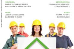 Riqualificazione e sicurezza nel nuovo numero di Condominio