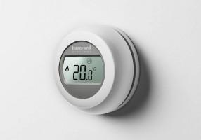 Controllo del riscaldamento con il termostato Y87 di Honeywell