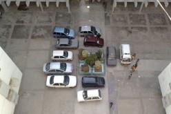 Parcheggio in cortile: posti auto decisi a maggioranza?