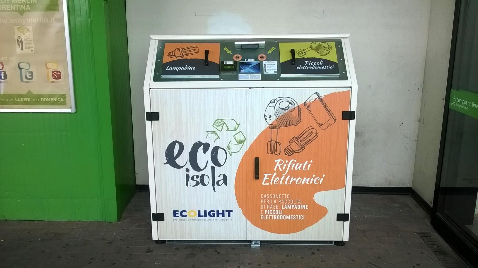 EcoIsole di EcoLight - Leroy Merlin