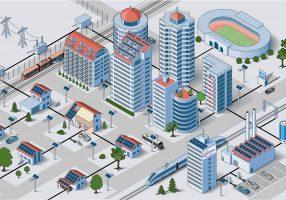 Pronta la microgrid per dare energia a un condominio