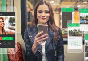 Lo smartphone si fa citofono: ecco l'app di Comelit