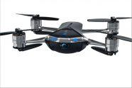 I contatori dell'acqua ora li legge il drone