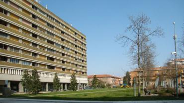 Triflex, impermeabilizzazione condominio San Giuliano Milanese