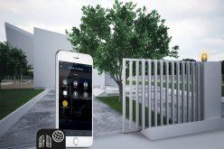 L'App Vimar per il cancello connesso