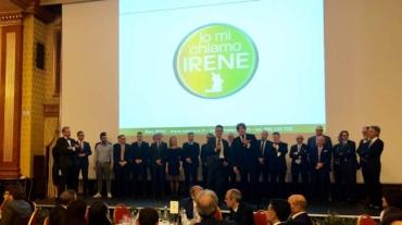 L'evento organizzato da Irene