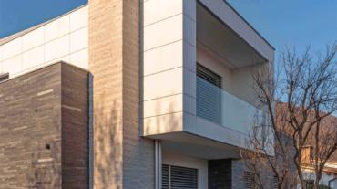 L'abitazione minimalista INeYOUNG di Santorso (Vicenza)