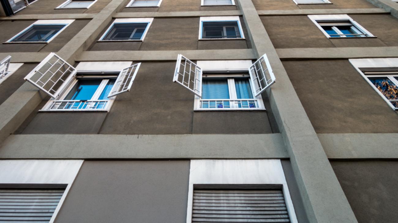 Condominio a Milano