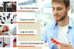 CISA Aero: controllo accessi digitale, facile e sicuro via web