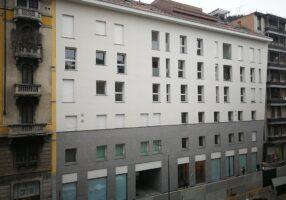 A Milano condominio a tutto comfort con l'isolamento acustico Isolmant