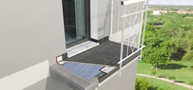 Bonus Facciate: ristrutturare il balcone e risolvere problemi di infiltrazione con Progress Profiles