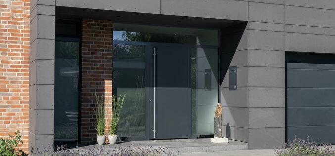 Esprimi il tuo stile con il portoncinod'ingresso ThermoPlan Hybrid Hörmann