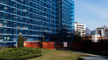 La riqualificazione del condominio Tre Case