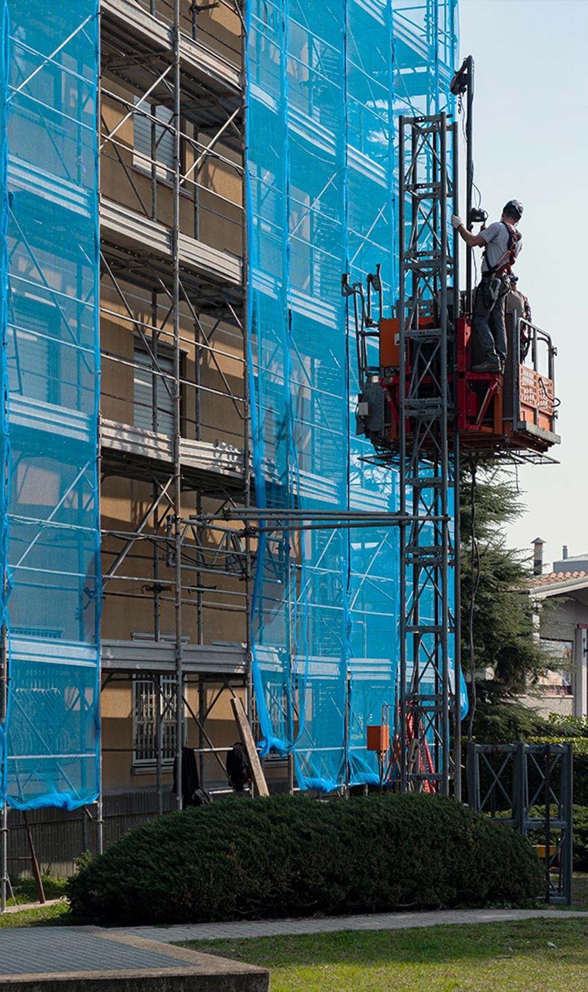 Riqualificazione del condominio di Fizzonasco