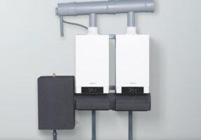 Centrali termiche in condominio: superbonus con il generatore Vitomodul 200-W